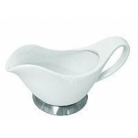 Molheira Porcelana Inox 300ml