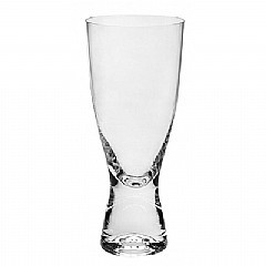 Copo Vega Cristal - 7 Cm Borda X 17,5 Alt 350 Ml - Cx 6 Pçs