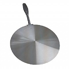 Pa de Pizza Cabo Longo Alumínio 35cm Cabo 27cm