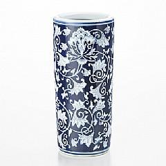 Vaso Umbrella Blue 20,3 Diam X 45,7 Cm