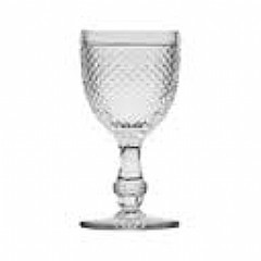 Taça Bico de Jaca Clear Licor -- 33 Ml -- 10 Cm Alt X 5 Cm Ø