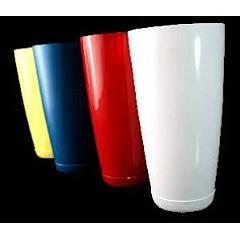 Coqueteleira 840ml 28oz em Inox Colorido
