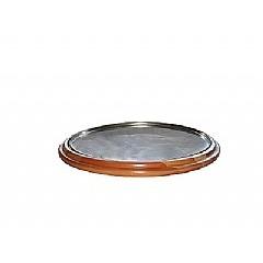 Suporte Pizza Com Alumínio Gg 40 Cm
