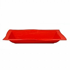 Saladeira Moove G - Polipropileno Vermelha - 5l