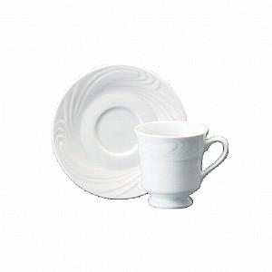 Xícara de Chá C/ Pé E Pires