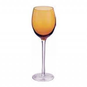 Taça Leda Vinho Ambar 300ml