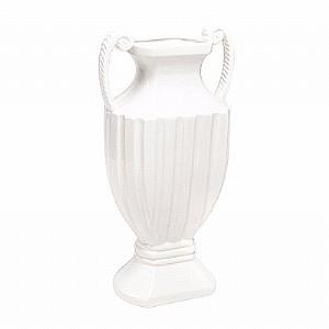 Vaso de Cerâmica Grécia 24,4x16,8x44,8cm
