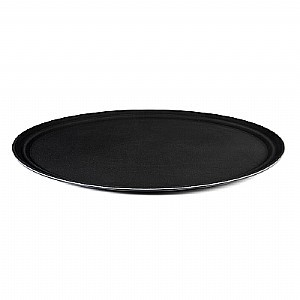 Bandeja Oval Anti Derrapante 67,5x55,0x80mm