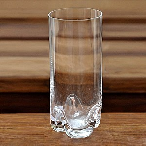 Copo Long Drink Cristal 300ml Trio 6 Cm Borda X 14,5 Cm Altura