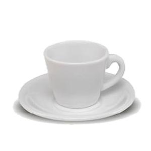 Xícara Café Com Pires 60ml
