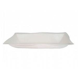 Saladeira Moove Branca Pequena de Policarbonato - 5 L