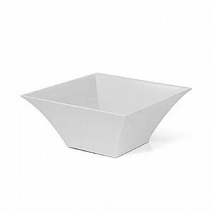 Bowl Quadrado 25 Cm Melamina 100% Profissional