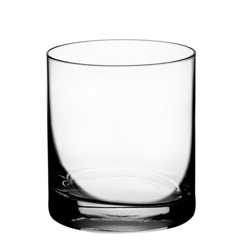 Jg Whisky On-the-rocks Bohemia 280 Ml Cx 6 Pçs