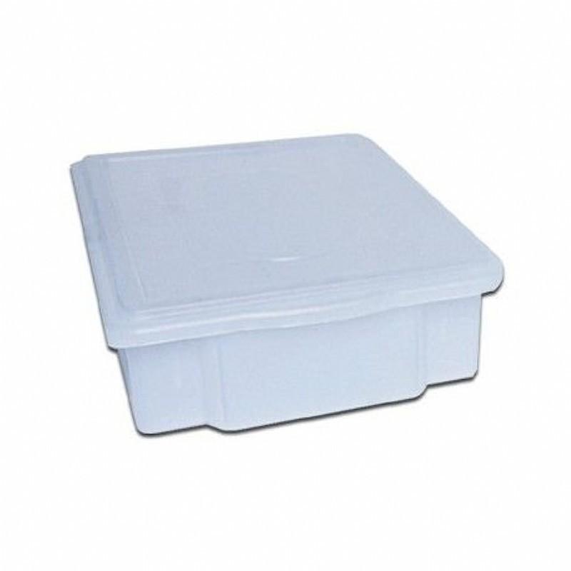 Caixa Super Resistente Caixa C/tp 35l 65x44x17cm 850
